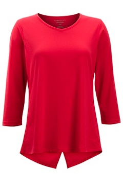 Women's Wanderlux 3/4 Sleeve Shirt, Lollipop, medium