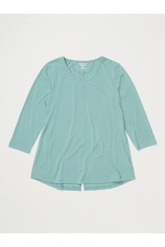Women's Wanderlux 3/4 Sleeve Shirt, Trellis, medium