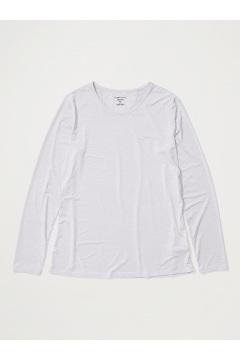 Women's Sol Cool Kaliani Long-Sleeve Shirt, Lavender Aura Heather, medium
