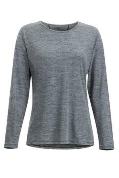 Sol Cool Kaliani LS Shirt, Carbon, medium