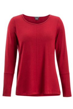Galiano L/S, Bolero Red, medium