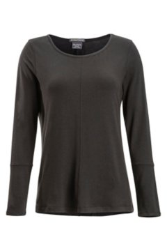 Galiano L/S, Black, medium