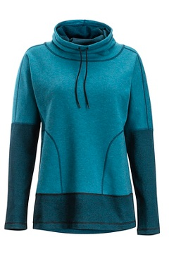 Cevoli Pullover, Adriatic Heather, medium