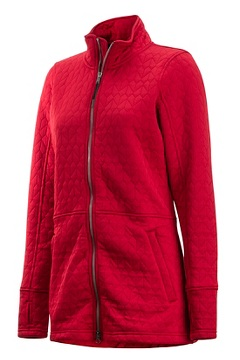 Kelowna Full Zip, Bolero Red, medium