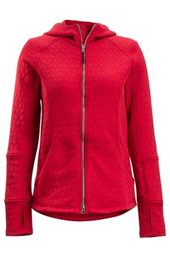 Women's Kelowna Hoody, Bolero Red, medium