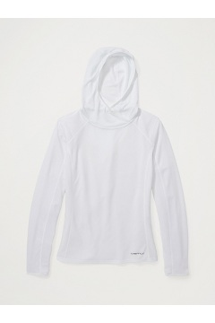 Women's Hyalite Hoody, White, medium