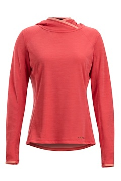 Women's Hyalite Hoody, Spiced Coral, medium