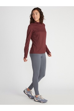 Women's Hyalite Hoody, Vineyard, medium