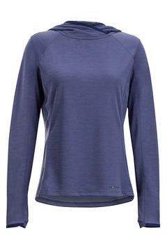 Women's Hyalite Hoody, Blue Heron, medium