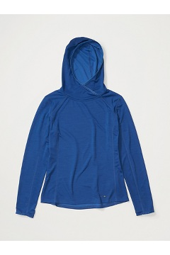 Women's Hyalite Hoody, Admiral Blue, medium