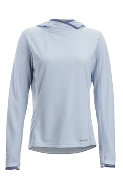 Women's Hyalite Hoody, Xenon, medium