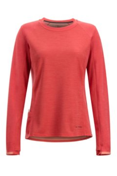 Hyalite LS Shirt, Spritzer/Spiced Coral, medium