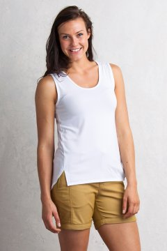 Wanderlux Tank, White, medium