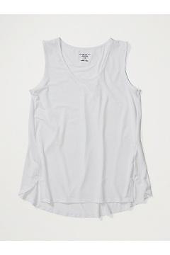 Women's Wanderlux Tank Top, White, medium