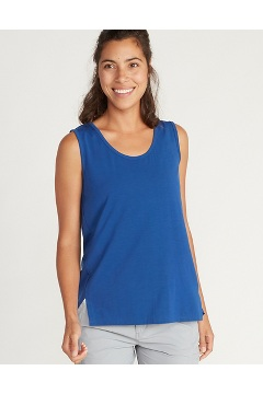 Women's Wanderlux Tank Top, Admiral Blue, medium