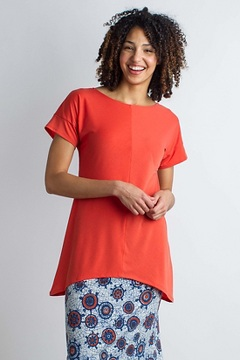 Wanderlux Crossback S/S, Paprika, medium