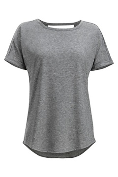 Wanderlux Mijas SS Shirt, Road Heather, medium