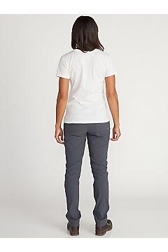 Women's Escape Short-Sleeve T-Shirt, Atlantic Heather, medium
