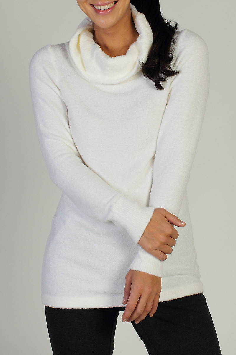 Irresistible Dolce Cowl Neck