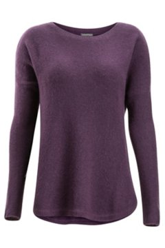 Pontedera Bateau Neck, Eggplant, medium