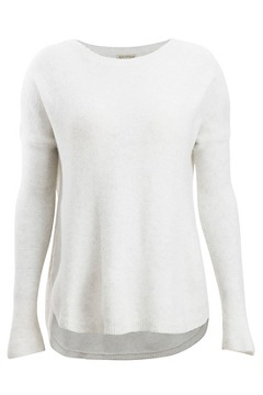 Pontedera Bateau Neck, Oatmeal Heather, medium