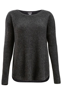 Pontedera Bateau Neck, Charcoal Heather, medium