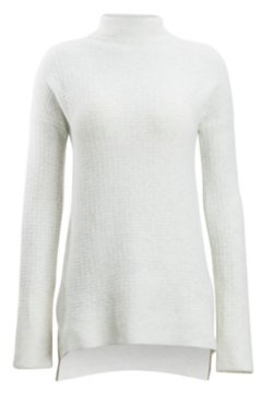 Pontedera Funnel Neck, Oatmeal Heather, medium