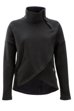Manzanita Pullover, Black, medium
