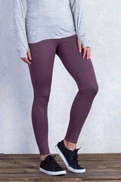 Zhanna Reversible Legging, Brandy, medium