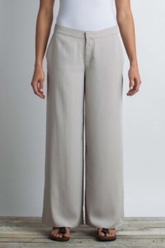 Basilica Wide-Leg Pant, Drift, medium