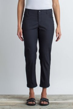Costera Ankle Pant, Carbon, medium