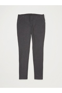 Women's Minka Pants, Dark Steel Heather, medium