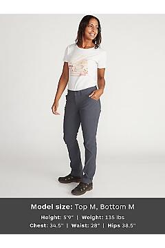 Women's Moraine Pants, Carbon, medium