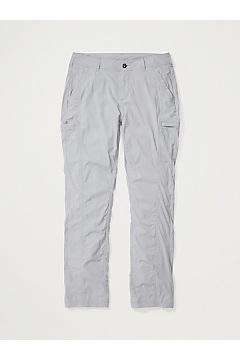Women's Nomad Pants - Petite, Sleet, medium