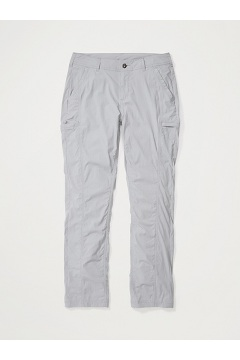 Women's Nomad Pants - Petite, Sleet, medium