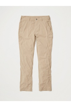 Women's Nomad Pants - Petite, Tawny, medium