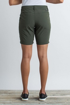 Women's Sol Cool Nomad Shorts, Nori, medium