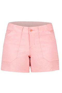 Genoa Shorts, Spiced Coral, medium