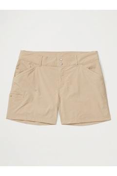 Women's Amphi Shorts, Tawny, medium