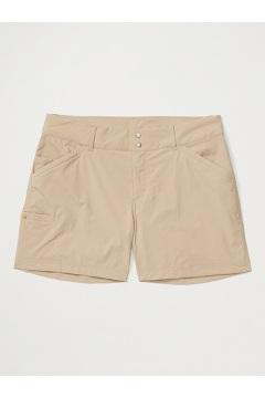 Women's Amphi Shorts, Tawny, medium