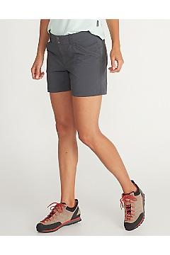 Women's Amphi Shorts, Dark Steel, medium