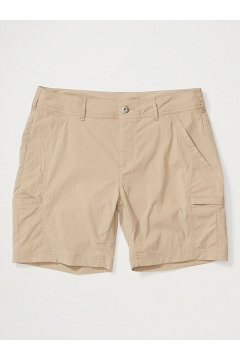 Women's Nomad 7'' Shorts, Tawny, medium