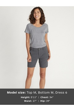Women's Nomad 7'' Shorts, Sleet, medium