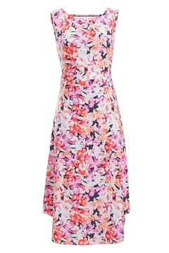 Wanderlux Alessandria Dress, Spritzer Hawaiin Floral, medium