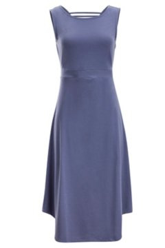 Wanderlux Alessandria Dress, Blue Heron, medium