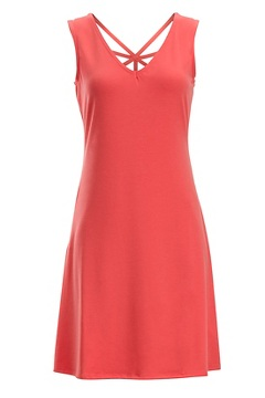 Wanderlux Ravenna Dress, Spiced Coral, medium