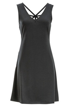 Wanderlux Ravenna Dress, Black, medium