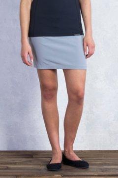 Sol Cool Skirt, Cement, medium