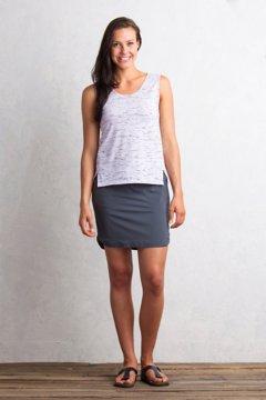 Sol Cool Skirt, Carbon, medium