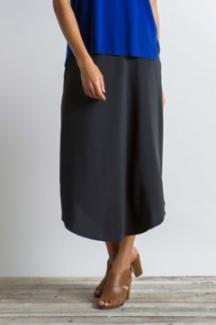 Kizmet Midi Skirt, Black, medium